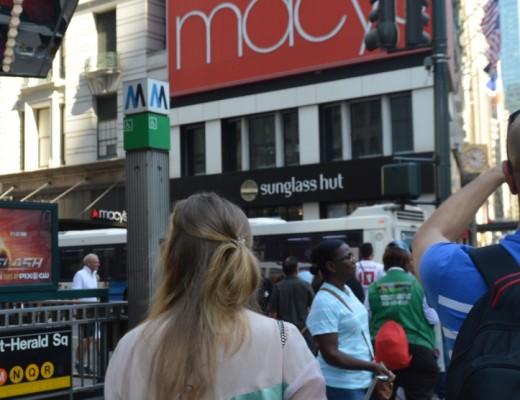 NYC: Macy's