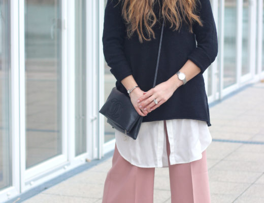 Culottes are one of the biggest trend of this year and in the beginning I was very skeptical - I thought that this type of pants wouldn't fit to me, but I changed my mind and since that I really love wearing them: @wmbg